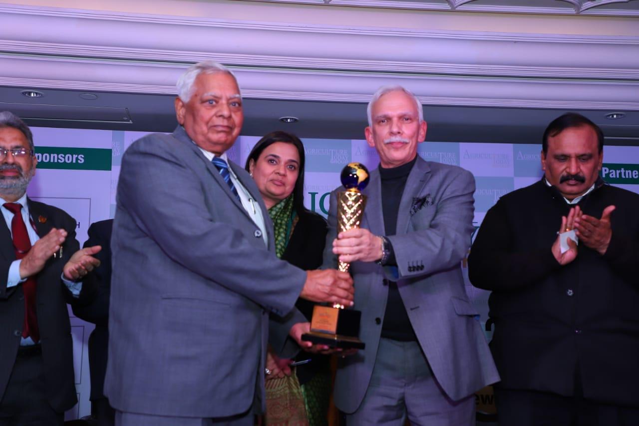 Agriculture Awards at Hotel Taj