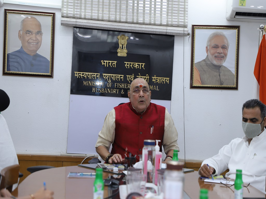 Launch of Digital Import Clearance System (Pilot Phase) by Hon'ble Minister(FAHD) on 07.07.2021