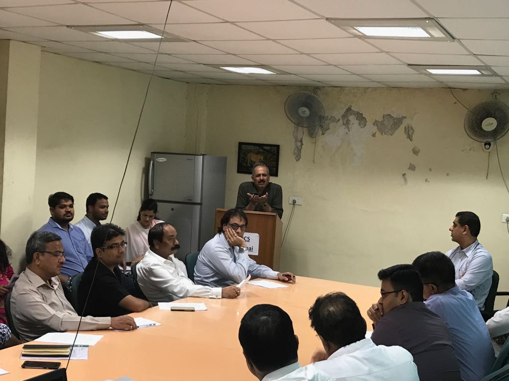 Outreach Program for Customs House Agents and Importers on 08 May 2018 for developing interface between AQCS and Commuters