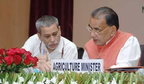 Agriculture Minister