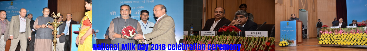 National Milk Day 2018 Celebration Ceremony