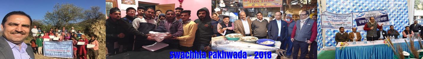 Swachhata Pakhwada 2018